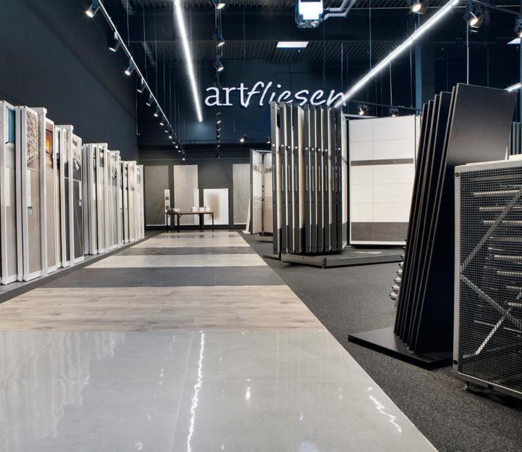 Fliesenausstellung und Bodenstudio in Heidenheim/ Ulm
